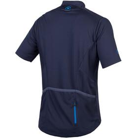Endura Hummvee Short Sleeve Jersey Men marineblau